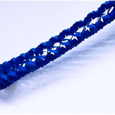 Guirnalda azul 4 mts